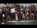 Monaco 2010: Mark Webber's pool party