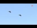 Су57 уничтожают наземные цели врага кадры конкурса Авиадартс