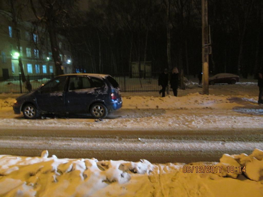 В результате ДТП пострадали пешеходы