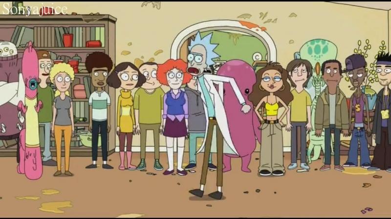 Rick and Morty / Рик и Морти - Патимейкер