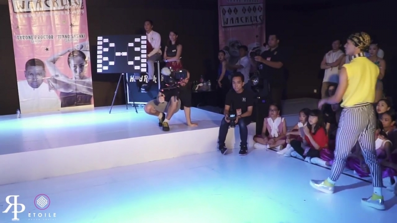 Black Jack (VN) vs Mickey (PH) _ Top4 _ AAWF 2018 Grand Finals Bali, Indonesia by Etoile Dance