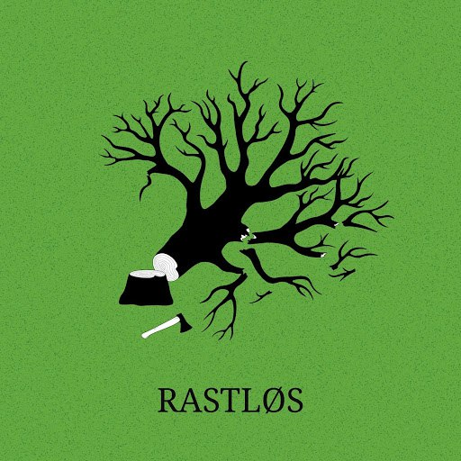 Dab альбом Rastløs