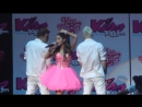 Ariana Grande - The Way Kiss Concert Mansfield MA 2013 (