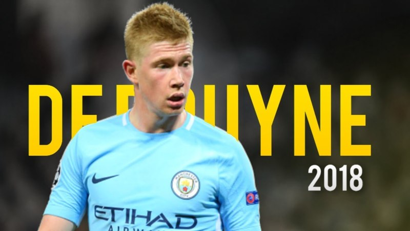 Kevin De Bruyne - A Genius Of The Game 2017/18