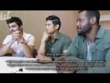 SDCC 2017 | Shadowhunters | Matthew Daddario, Harry Shum Jr. Isaiah Mustafa | RUS SUB | HS