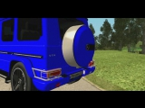Russia RolePlay . Обзор Mercedes benz g 500 amg. By Richi_Hohol