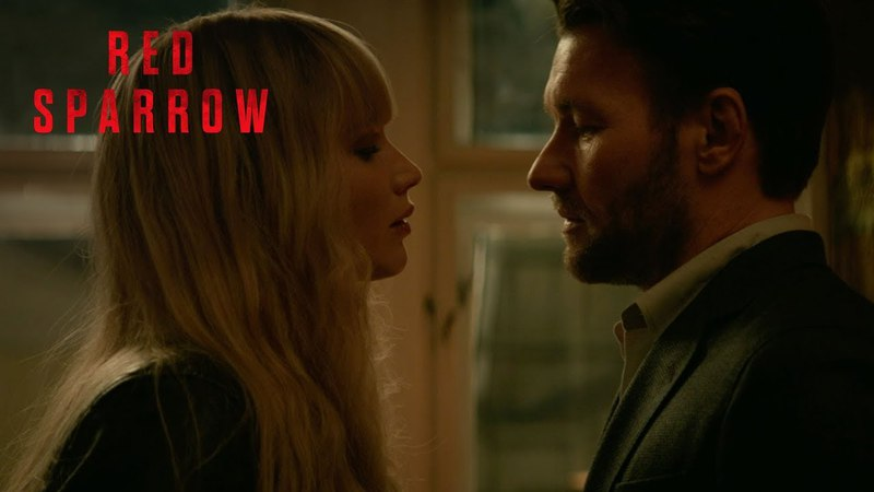 Red Sparrow   Look For It on Ultra HD, Blu-ray, DVD Digital   20th Century FOX