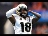 ONE HANDED FOOTBALL STAR -- UCF LB Shaquem Griffin Highlights