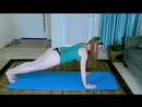 Weight Loss Yoga for Belly Fat Workout Fitness Challenge ¦ Sexy How To Cooking Naked