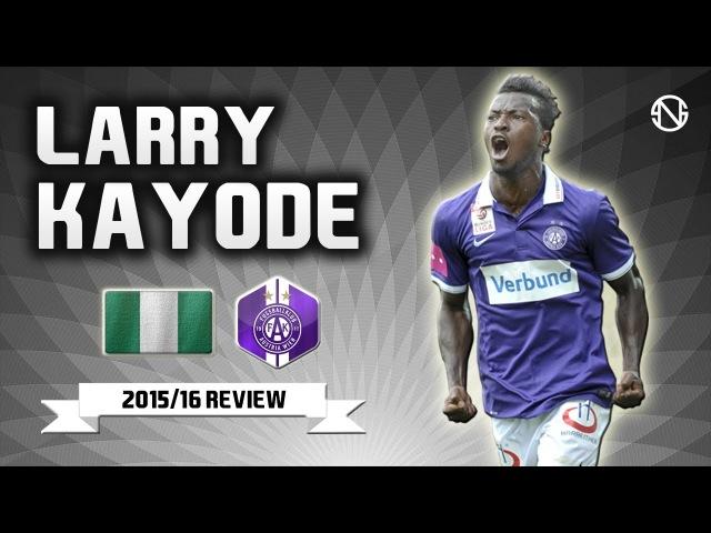 LARRY KAYODE   Goals, Skills, Assists   Austria Wien   20152016 (HD)