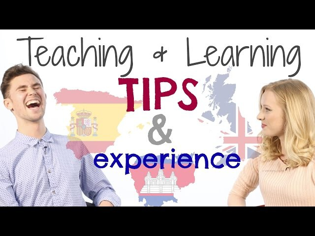 Teaching Learning Tips Experience Extra long subtitled English listening practice