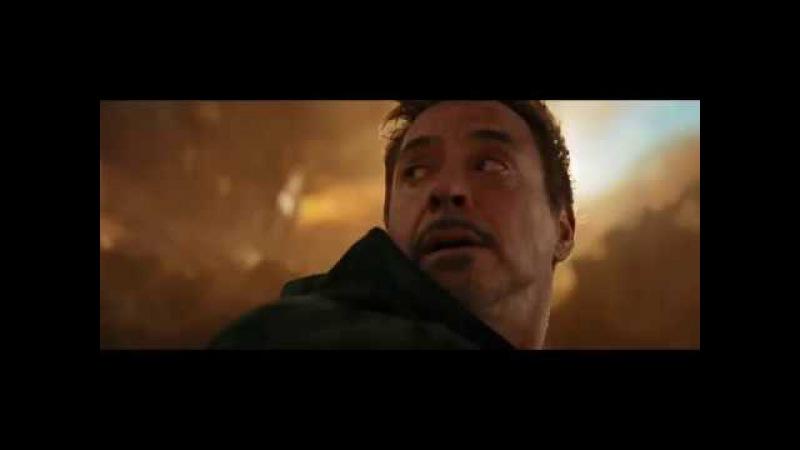 Мстители: Война бесконечности – новый трейлер