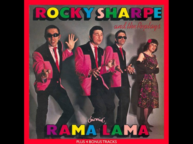 Rocky Sharpe The Replays - Rama Lama Ding Dong (Official Audio)