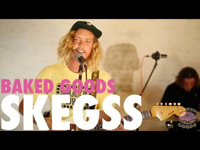 Skegss | You Probably Won't Die For A While | Baked Goods Live Sessions