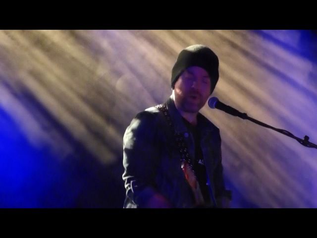 David Cook - Another Day In Paradise - Le Poisson Rouge NYC - 2018-02-22