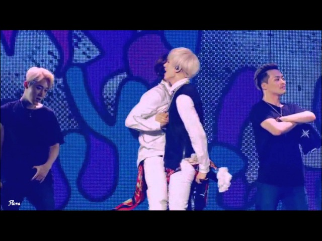 11=LOVE MOTORCYCLE HELLO OPPA OPPA - Super Junior SuperShow6 DVD