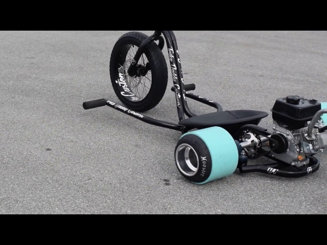 Randy's R2 10hp Drift Trike