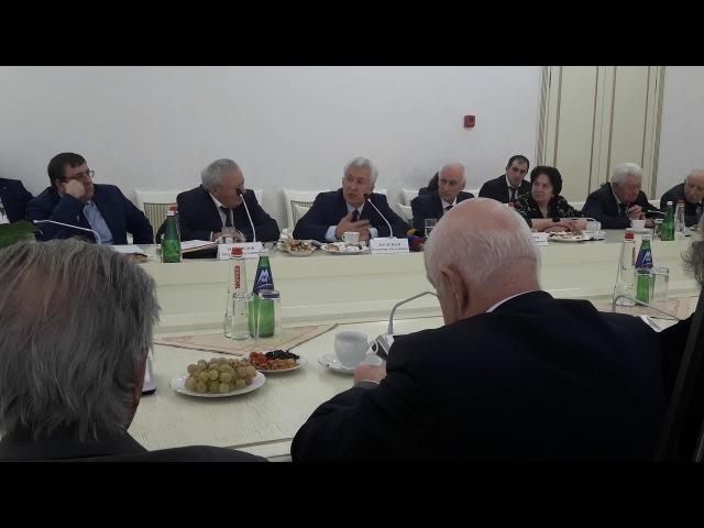 Владимир Васильев о кадровых изменениях в Дагестане