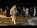 Путин погрузился в ледяную купель на озере Селигер