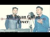 Dil Diyan Gallan Cover  Rhythm Jackie  Tiger Zinda Hai  Atif Aslam  Salman Khan  Katrina Kaif