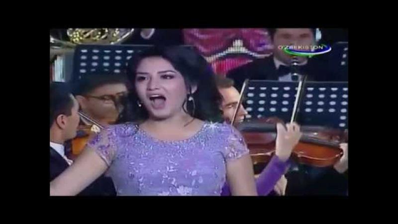 Канто де ла Тиерра поют Рамис Усманов и Ширин Маматова (концерт в Ташкенте в рам...