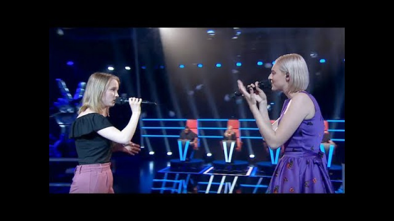 Henriette Linja Synne Helland - Try (The Voice Norge 2017)