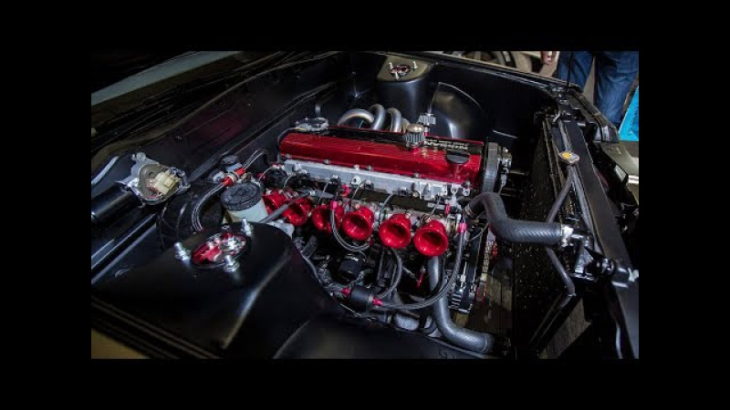 R31 Nissan Skyline Wagon RB20 ITB's