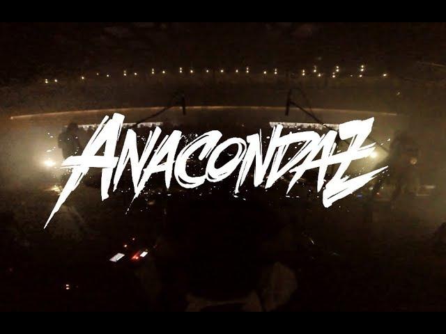 ANACONDAZ - СПАСИ, НО НЕ СОХРАНЯЙ (Евгений Стадниченко drumcam)