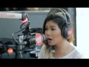 Katrina Velarde nails Go The Distance Michael Bolton LIVE on Wish 107 5 Bus