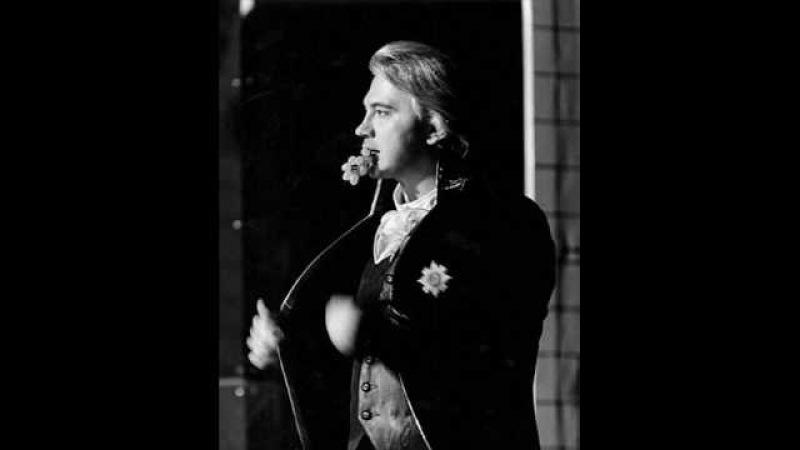 O Du Mein Holder Abendstern - Dmitri Hvorostovsky