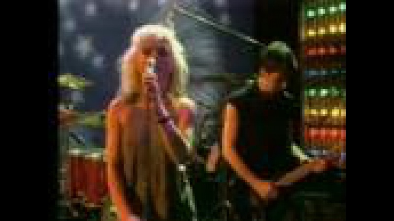 Blondie In The Flesh live High Quality