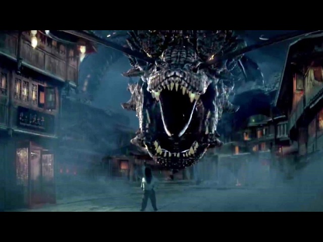 Охотник на дракона (2017) трейлер