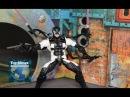 """Marvel Legends 6"""" Back In Black Gamestop Exclusive Deadpool Figure Review"""