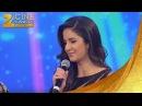 SRK Dances with Katrina and Karisma at Zee Cine Awards 2013