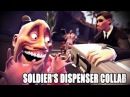 Soldier acquires a briefcase Soldier's Dispenser Collab Entry