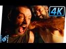 Logan vs X-24 First Fight | Logan