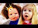 ПРЕВРАЩЕНИЕ В ЧУПАКАБРУ! Ожидание vs Реальность Как Кукла Беби бон хотела стать Барби Baby Born Doll