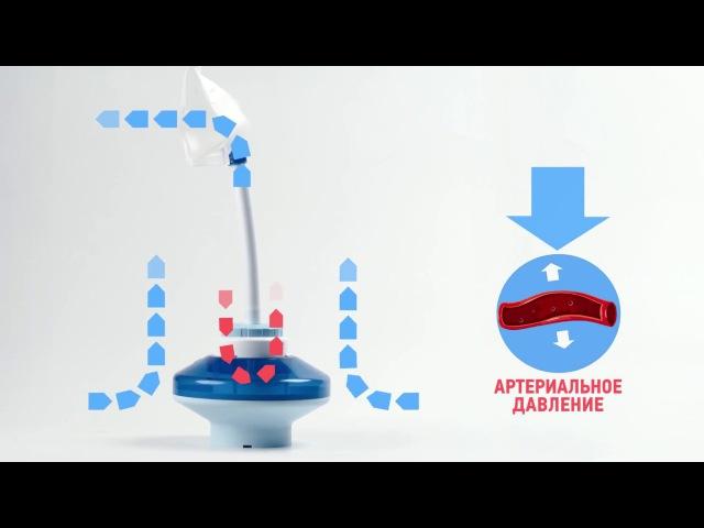 Дыхательный тренажер Самоздрав