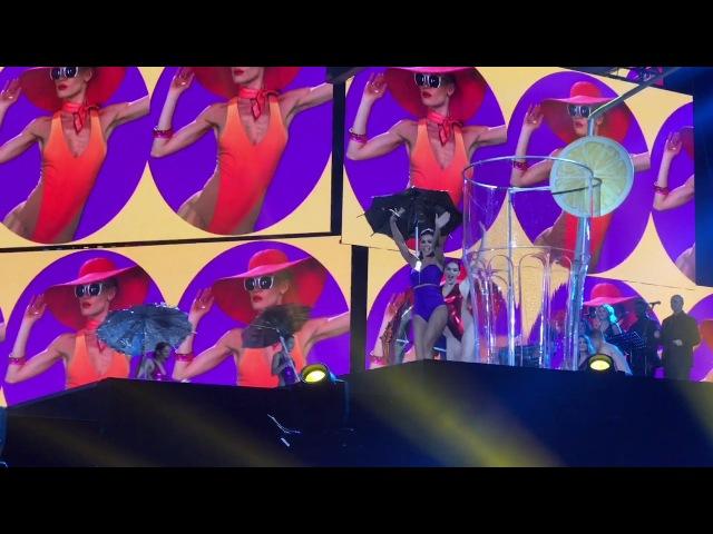 Ani LORAK show DIVA Live concert 2018 (концерт Ани Лорак Шоу Дива снято на камеру iPhone 7 plus)