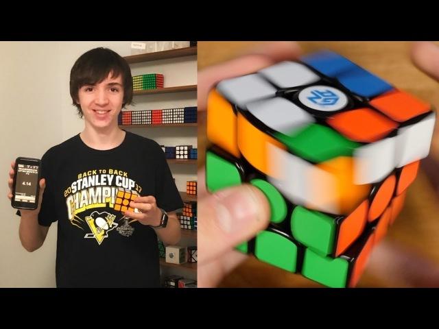 Breakdown of My 4.14 PB Solve! - Phillip Lewicki