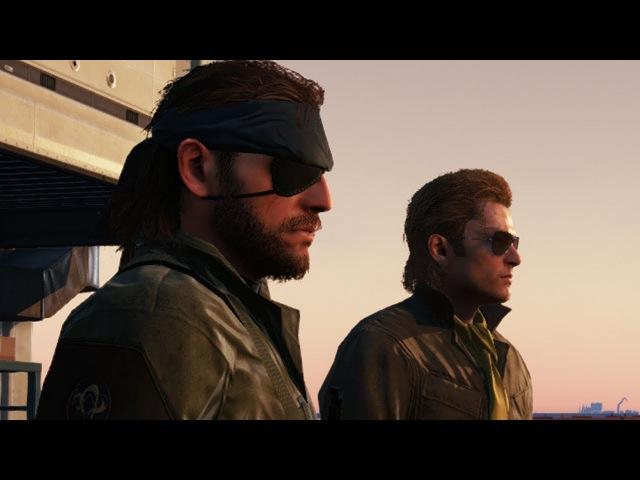 Metal Gear Solid V: Peace Walker Fatigues Mod