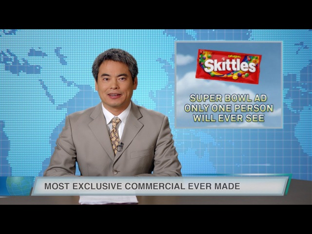 Skittles Super Important Super Bowl News