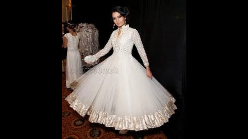 Cut Sew Circular Umbrella Frock : Anarkali lehnga : maxi cut frock Dress Pattern Cutting Stitching