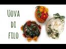 Uova di Filo (Pasqua/Riciclo/Creatività) Arte per Te