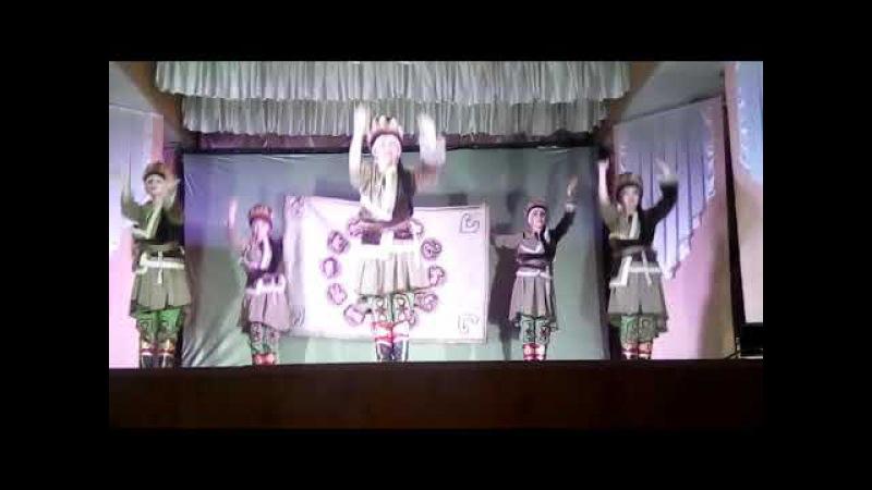 Болот Байрышев и ансамбль Алтам в Онгудае