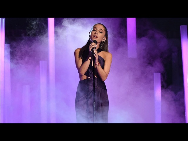 Ariana Grande - Just a Little Bit of Your Heart (Live at The 2015 GRAMMY Awards)