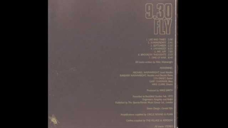 9.30 Fly - Life And Times (1972)