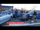 В Одесі зі стріляниною та автотараном затримували озброєних злочинців