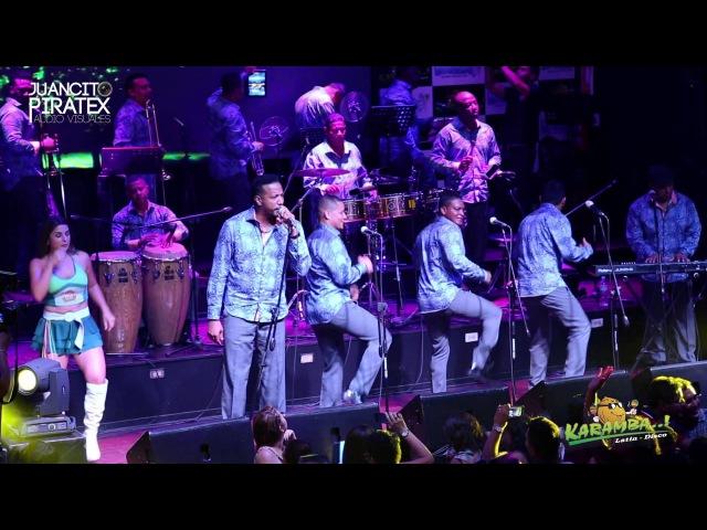 Gotas De Lluvia - Grupo Niche - Karamba Latin Disco 2015
