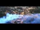 Применение ракетного и артиллерийского вооружения на Лужском полигоне